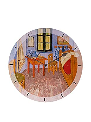 Artopweb Reloj De Pared Van Gogh Bedroom