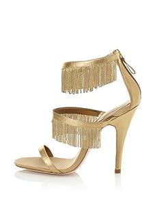 Bourne Women's Olivia Sandal (Gold)