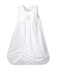 Emile et Rose Baby Boy's Sleeping Bag with Star Print (M Blue)