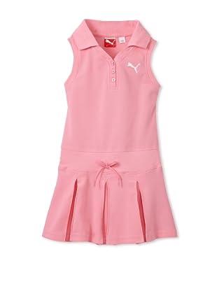 PUMA Girl's 7-16 Sleeveless Core Dress (Pink)