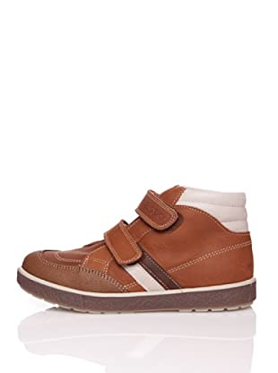 Pablosky Stiefel Streifen (Hellbraun)