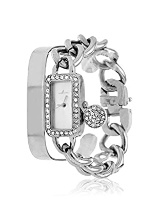 Arm Candy Women's NXS5354-C Braided Stainless Steel Watch