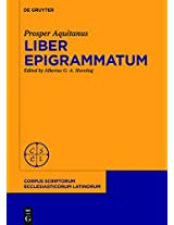 Liber Epigrammatum (Corpus Scriptorum Ecclesiasticorum Latinorum)