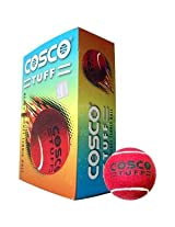 Cosco Tuff Cricket Balls (Pack Of 6)