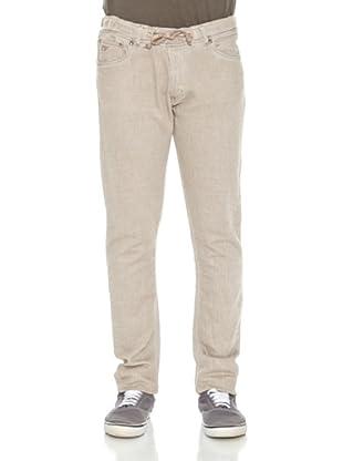 Carrera Jeans Pantalón Play 11 Oz. (Beige)