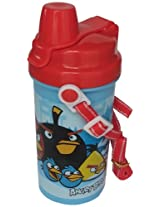 Angry Birds Classic Water Bottle, Multi Color (500ml)