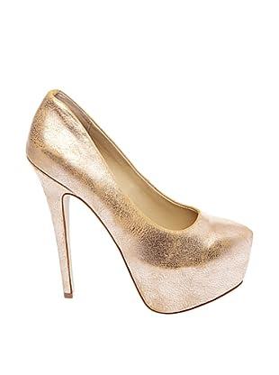 Steve Madden Zapatos Dejavu (Dorado)