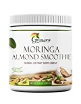 Moringa Almond Smoothie - 240g Jar