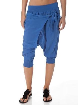 Bleifrei Pantalón Pirata (Azul)