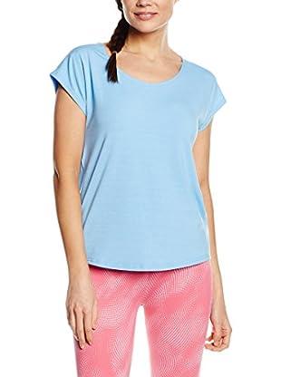 Venice Beach T-Shirt Manica Corta Rose Blu Chiaro XL