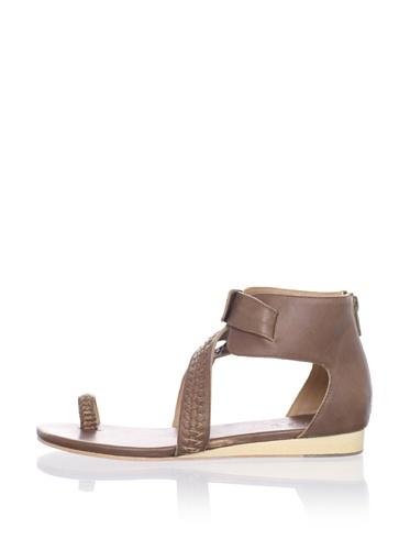 Fiel Women's Padang Toe Ring Sandal (Mauve)