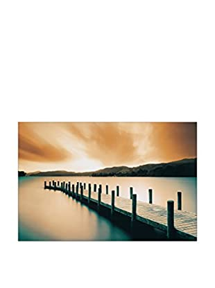 ARTOPWEB Panel Decorativo Jetty Wooden Landing 60x90 cm