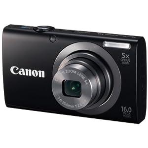 CANON デジタルカメラ PowerShot A2300 光学5倍ズーム 約1600万画素 PSA2300