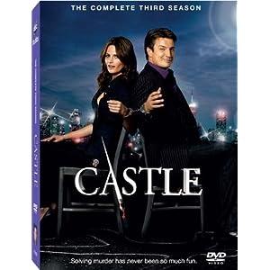 Castle - The Complete Third Seasom - DVD