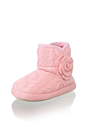 Gioseppo Kid's Carla Slipper Boot (Rose)