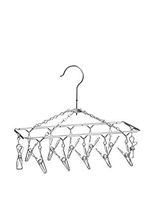 Honey-Can-Do Hanging Drying Rack, Chrome