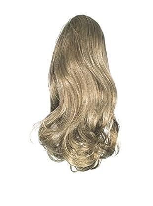 Love Hair Extensions Kunsthaar-Pferdeschwanz Percilla mit Krokodilklemme 40cm 8 Mousey Brown