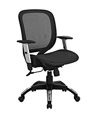 Modway Lamina All Mesh Office Chair, Black