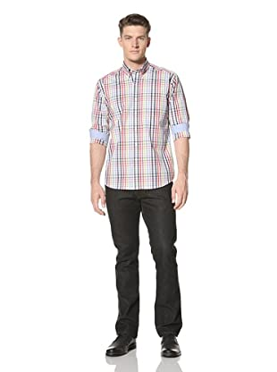 Cutter and Buck Men's High Tide Plaid Shirt (Multi)