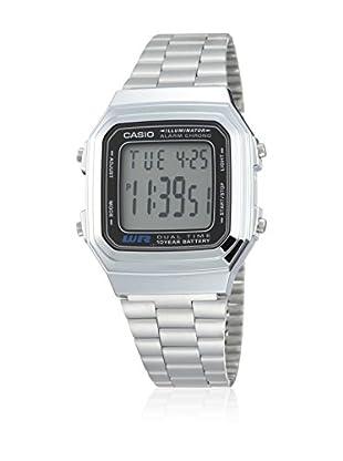 Casio Reloj con movimiento cuarzo japonés Unisex Unisex Unisex Unisex Vintage 34.0 mm
