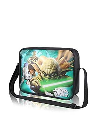 Star Wars Umhängetasche Yoda Lightsaber