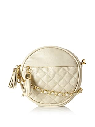Urban Expressions Women's Natalie Cross-Body, Cream