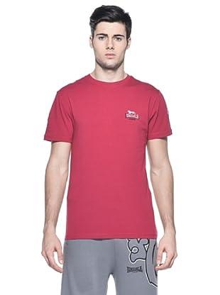Lonsdale Camiseta Baea (Rojo)