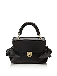 Z Spoke Zac Posen Women's Zac Sac Handbag (Black)