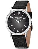 Stuhrling Original Analog Black Dial Men's Watch - 140A.01