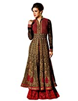 New Designer and Party wear maroon Salwar Suit FA230-9013