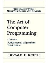 The Art of Computer Programming: Volume 1: Fundamental Algorithms