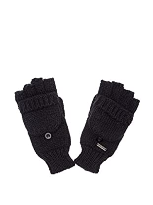 Pepe Jeans London Guantes Mickie Gloves (Negro)