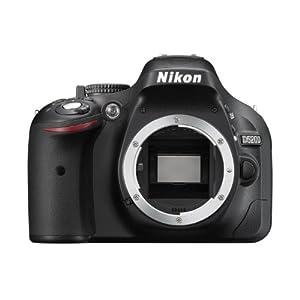 Nikon デジタル一眼レフカメラ D5200 ブラック D5200BK