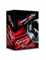 KamaSutra Smooth - 10 Condoms