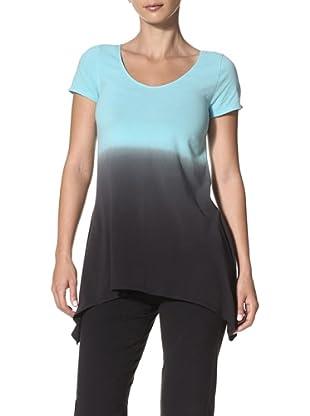 New Balance Yoga Women's Swing Tunic Top (Blue Radiance)
