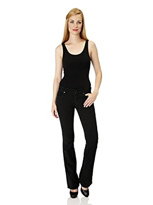 7 for all Mankind Samthose Kimmie Stretch Bootcut (Blau)