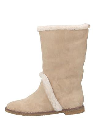 flip*flop taari 20540 - Botas de ante para mujer (Beige)