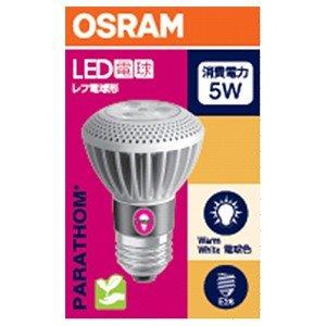 【クリックで詳細表示】三菱オスラム LED電球・レフ電球形(口金E26)PARATHOM R50 LEL100V5W/WW/RF