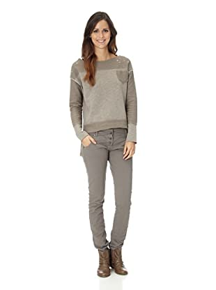 Bleifrei Pullover (Taupe)