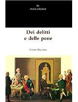 Dei delitti e delle pene (Italian Edition)