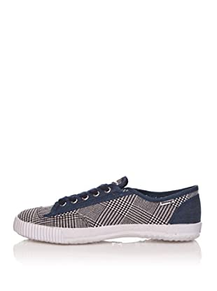 Shulong Zapatillas Shudenim Low (Azul Denim)