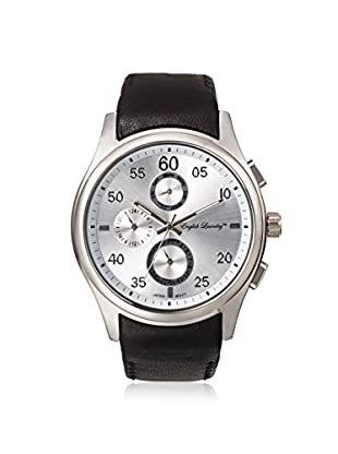 English Laundry Men's EL7607S236-322 Black/Silver Alloy/Stainless Steel Watch