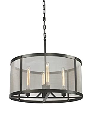 CDI Furniture Riveted Mesh Chandelier
