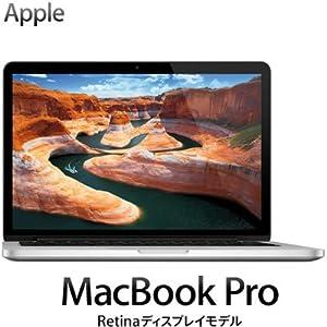 Apple MacBook Pro 13.3 Retinaディスプレイモデル ME662J/A