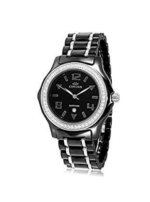 Oniss Women's ON806-L/BK Ice Collection Black High-Tech Ceramic Watch