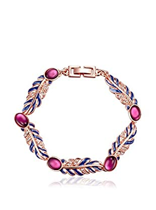 Lilly & Chloe Armband Made with Swarovski® Elements rosévergoldet