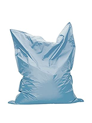 Famous Beanbag Maker Large Beanbag, Ice Blue