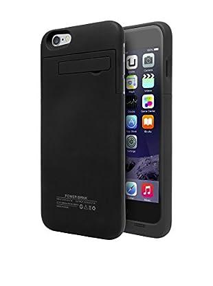 Unotec Funda Batería iPhone 6/6S Plus Powercase Negro