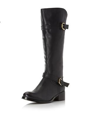 Chocolat Blu Women's Neima Boot (Black Leather)