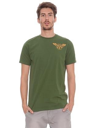 Timeout Camiseta Escudo (Verde)